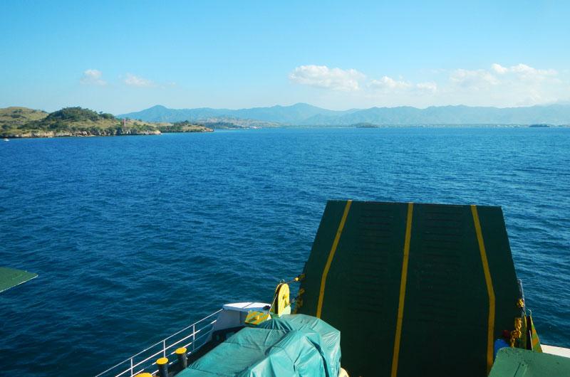 Kapal ferry dari Labuan Bajo ke Sape