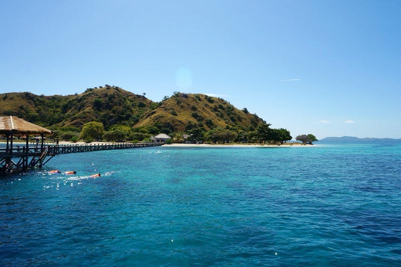 Snorkeling di Pulau Kanawa