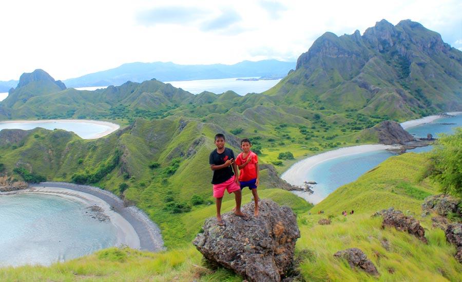 20+ Foto Yang Bikin Kamu Buruan Traveling ke PulauKomodo