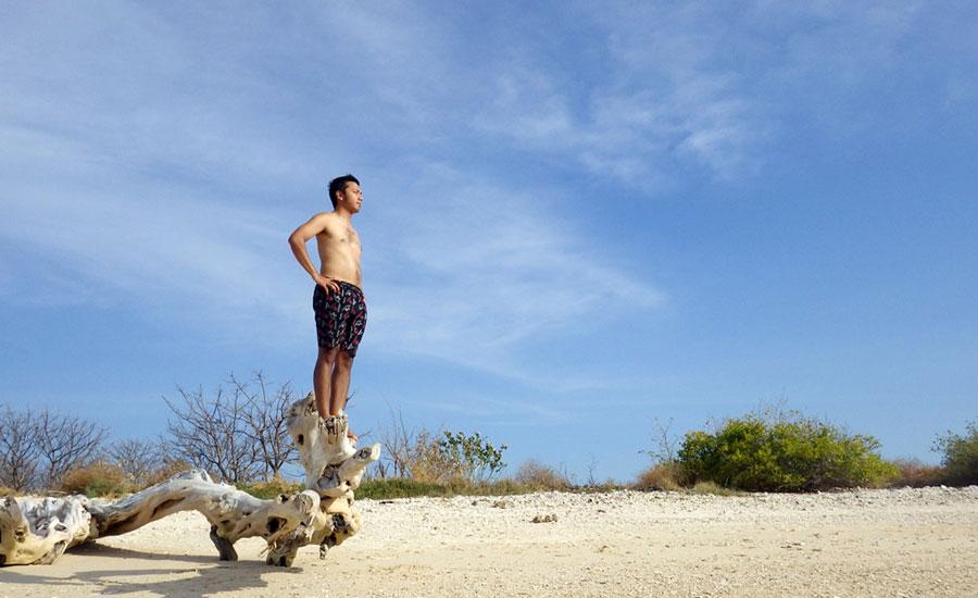 Menikmati 'pulau pribadi' di Gili Kondo, Lombok Timur