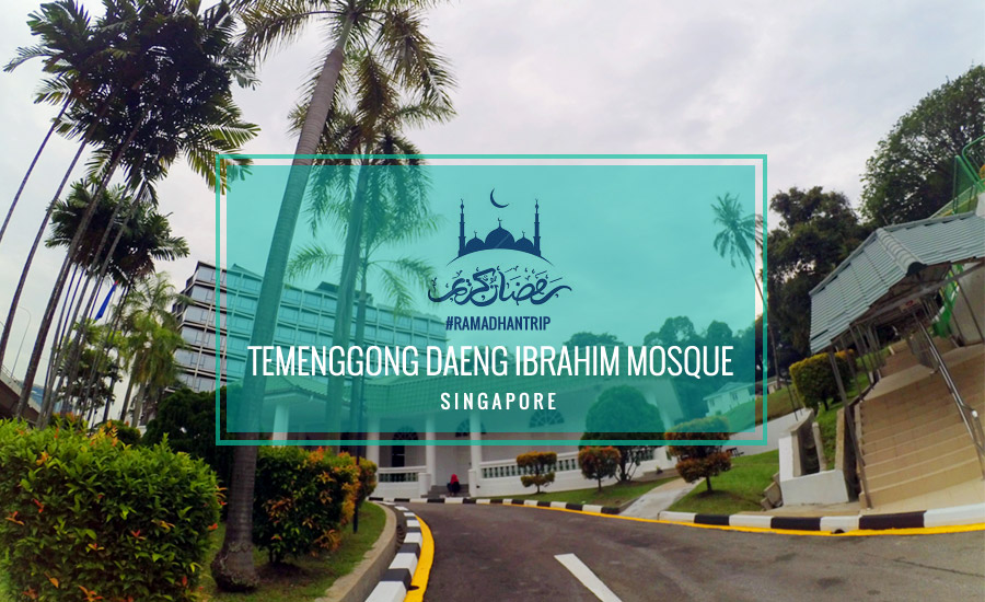 Temenggong Daeng Ibrahim Mosque, Masjid Johor diSingapura