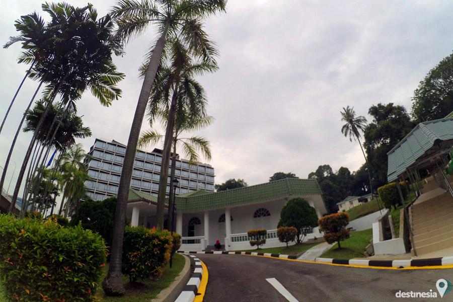 Masjid Temenggong Daeng Ibrahim Singapura, Temenggong Daeng Ibrahim Mosque Singapore
