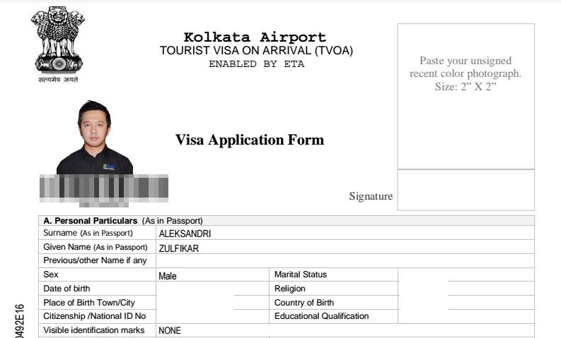 E-visa India